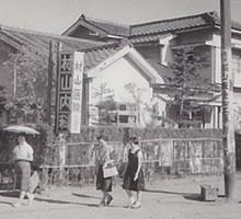 開院当時の村山内科